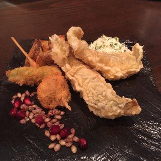 フィッシュ&チップス(野饗 (のあえ ))