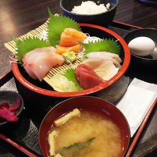 刺身定食(さくら水産 蒲田東口店 )