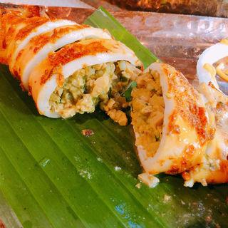 スタッフドカラマリ(バンゲラズキッチン (Bangera's Kitchen))