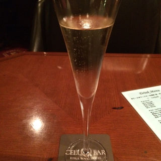 スパークリングワイン(セラーバー (CELLAR BAR))