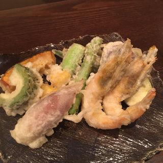 野菜天ぷら(野饗 (のあえ ))