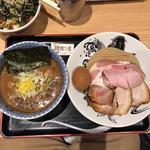 特製つけ麺(松戸富田麺業)