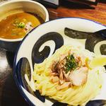 純濃煮干つけ麺(九十九里煮干つけ麺 志奈田)
