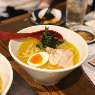 水炊きラーメン(駿 (シュン))