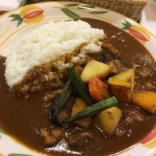 野菜カレー L(クミン )