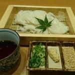 稲庭うどん(権之介 梅田店 (ごんのすけ))