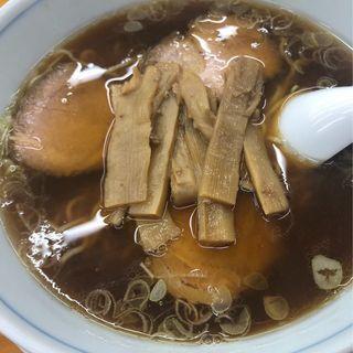 中華麺(中華そば専門店 勝や (かつや))