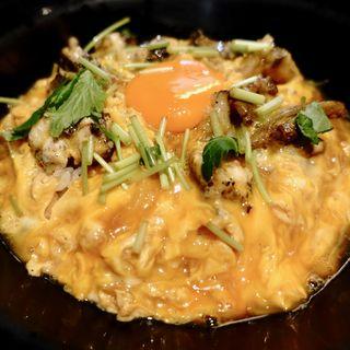 名古屋コーチン至高の炭焼親子丼(一鳥一炭 あべのキューズモール店 )