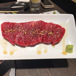 赤味ステーキ(ホルモンとく (徳))