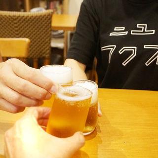 瓶ビール(花畑 丸福)