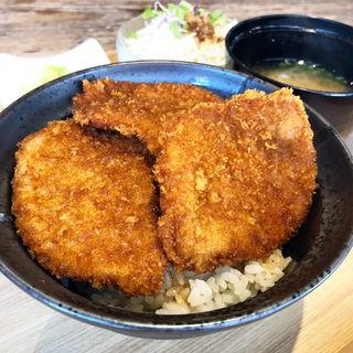 カツ丼(タレカツ京都本店)