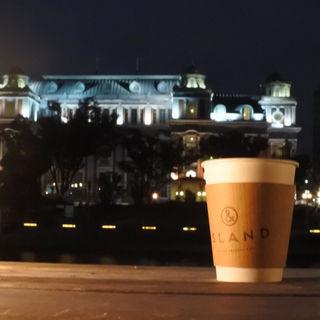 ハンドドリップコーヒー(&island)