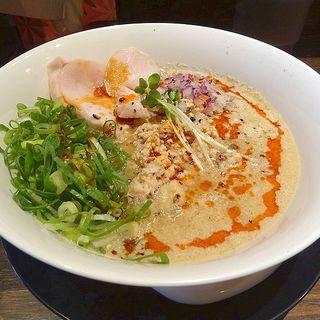 担々麺(ラーメン 徹信)