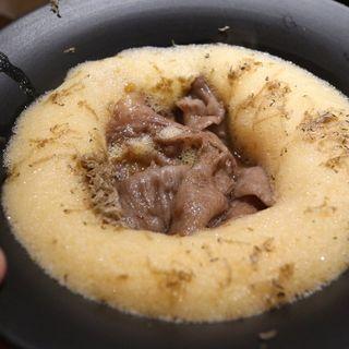 すき焼き(東京肉しゃぶ家 )