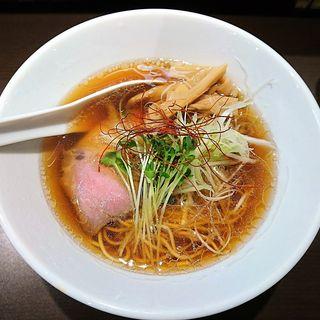 醤油清湯(のだ麺 縁 桑津店)