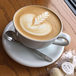 カフェラテ(Knot coffee )