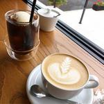 コーヒーフロート(Knot coffee )