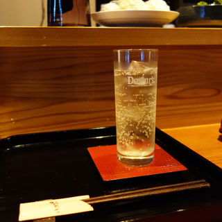 ハイボール(博多町家 喫茶&酒舗 みねとこ)