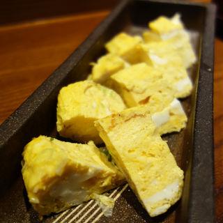出汁巻き玉子(博多町家 喫茶&酒舗 みねとこ)