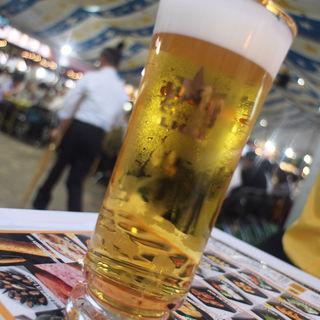 北海道生ビール2018(THEサッポロビアガーデン)