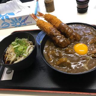 海老カレー丼(あづまや )