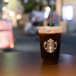 アイスコーヒー(スターバックス・コーヒー 下北沢店 (Starbucks Coffee))