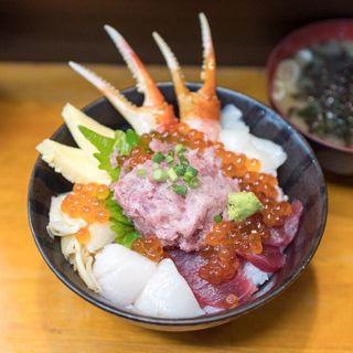 店長丼(まるきた 1号店 )