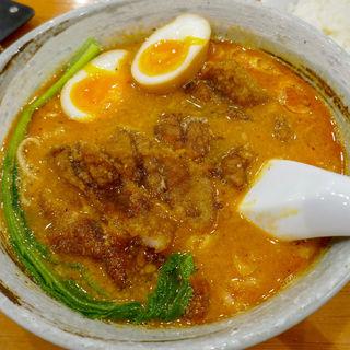排骨担々麺(ごま麺 (【旧店名】銀座ごまや ザ・モール店))