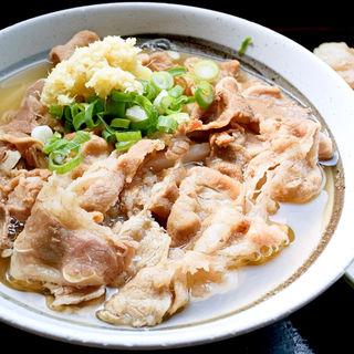 肉うどん(清水屋 (しみずや))
