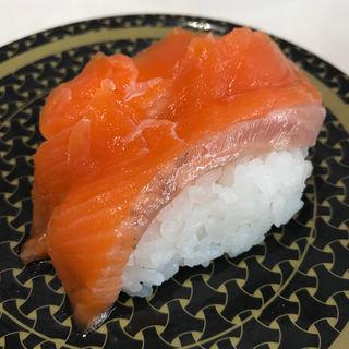 宮城県産 銀鮭(はま寿司 西東京北町店)