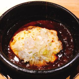 石焼チーズおじやカレー(Cafe 婆沙羅 うさぎ堂 (バサラ))
