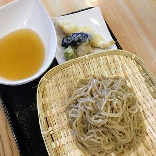 ざる中華そばver.2天ざる中華(ガチ麺道場 )