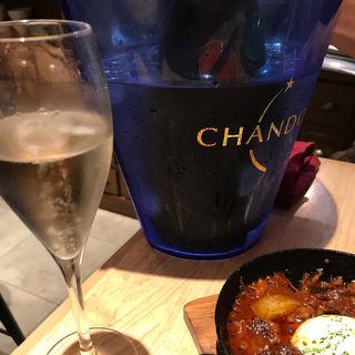 CHANDON  ボトル(アガリコ オリエンタルビストロ ルクア店)
