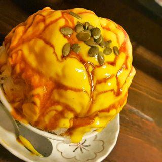 かぼちゃ(みなと屋)