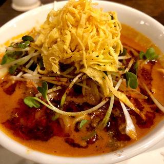 金威特製 激辛タンタン麺(美食天堂 金威 Kamui)