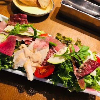 サラダランチ(麹町カフェ (コウジマチカフェ))