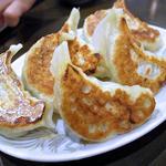 焼餃子(じょっぱりラーメン )