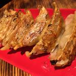 赤鴨餃子(6個)