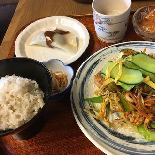 四川涼麺セット(好吃)