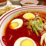 冷し味噌卵麺(限定)