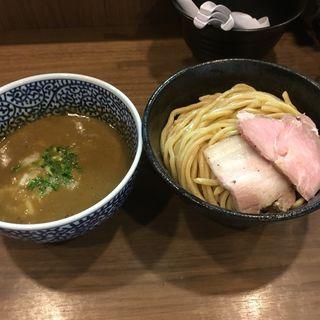 極濃煮干しつけ麺(煮干しつけ麺 宮元 (みやもと))