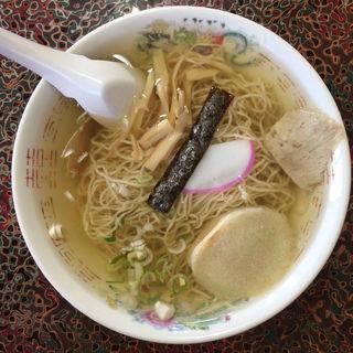 冷がけ中華(丸竹食堂 (まるたけしょくどう))