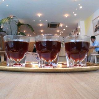 本日のフライトコーヒー(VERVE COFFEE ROASTERS KAMAKURA)