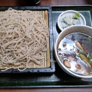鴨汁せいろ蕎麦(ぶんぶく庵 )