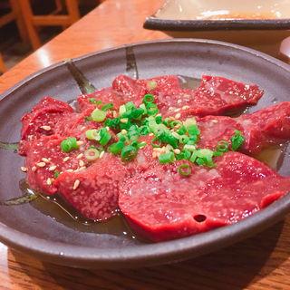 牛レバー(焼肉ホルモン酒場 おらがち)