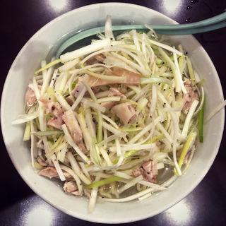 冷やしとりネギソバ(中華料理 福 )