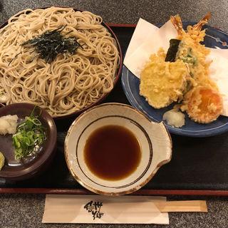天ざる(信州そば 北浜店 (しんしゅうそば))