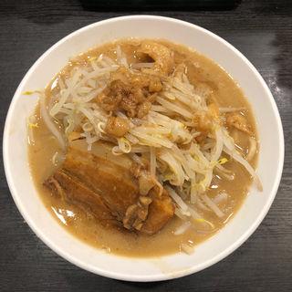 ラーメン ニンニクナシヤサイマシアブラマシ(麺や福はら)