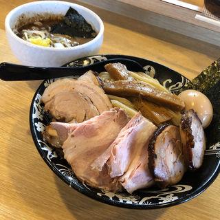 特製つけ麺 並 チャーシュー増し(麺屋 たけ井)