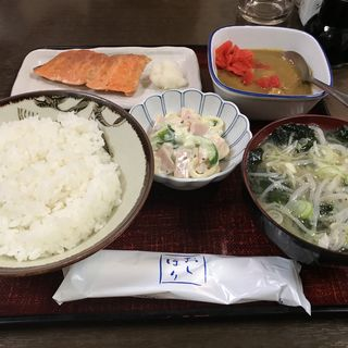 お好み2品盛り定食(福一 )